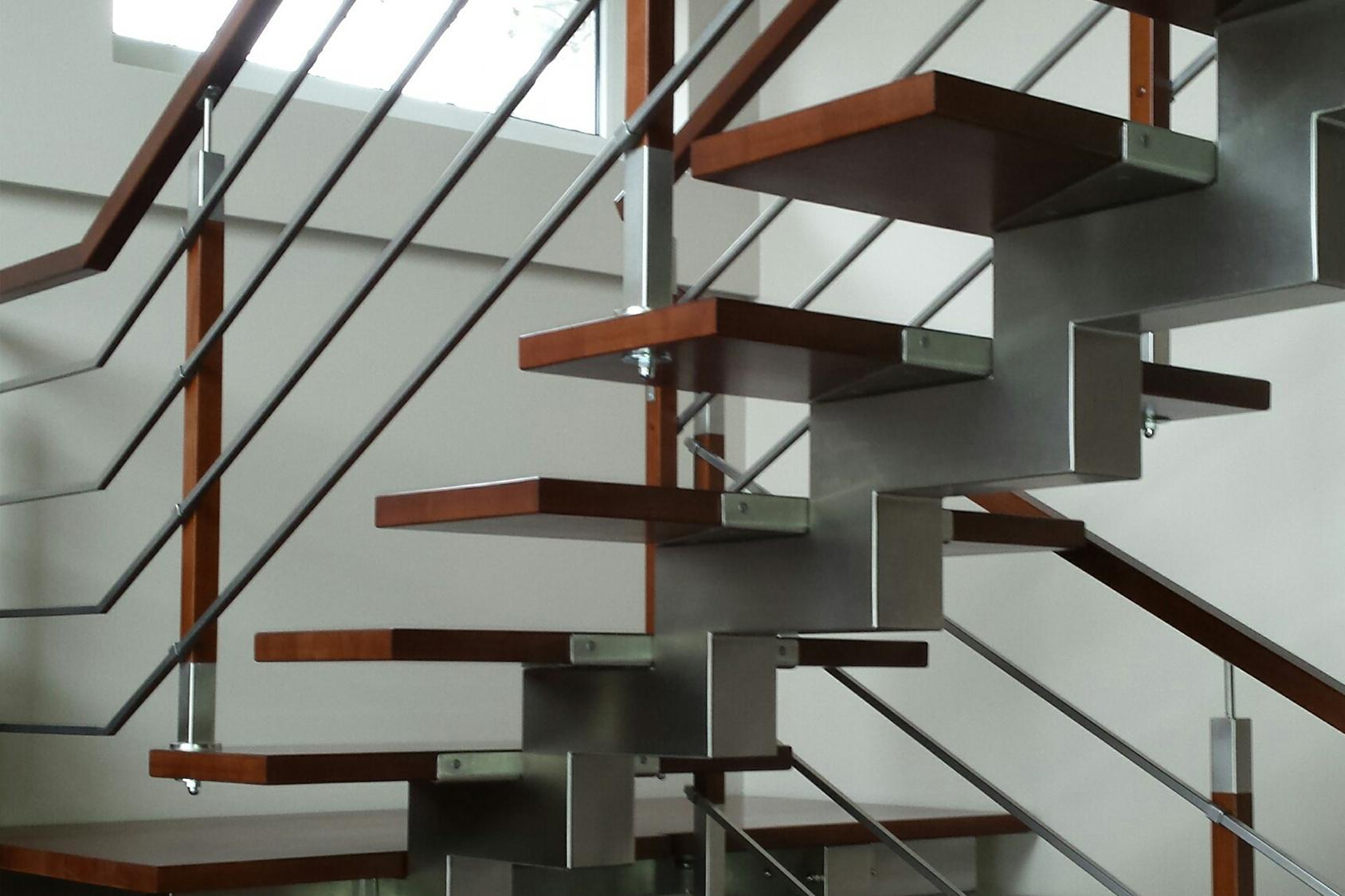 Typy schodów Schodex