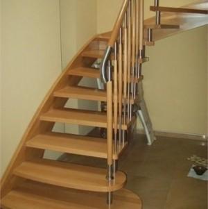 schody z jasnego drewna schodex 3