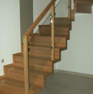 drewniane schody wewnętrzne 2