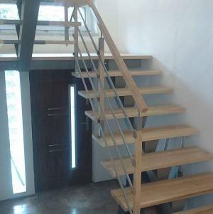 drewniane schody wewnętrzne schodex