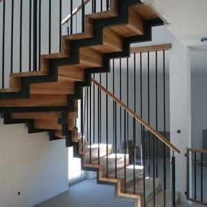 drewniane schody 7