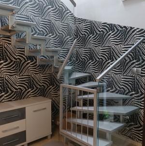 schody z metalu
